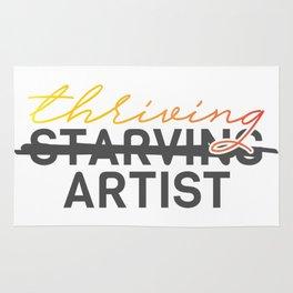 Thriving Artist Rug