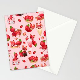 Foxberry Treats Stationery Cards