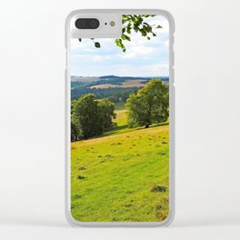 The Meon Valley Clear iPhone Case