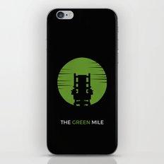 The Green Mile Minimalist iPhone & iPod Skin