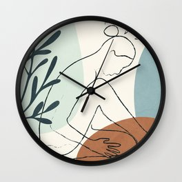 Breeze III Wall Clock