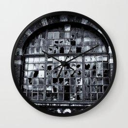 Disrepair Wall Clock