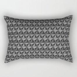 Triangle Extravaganza Rectangular Pillow