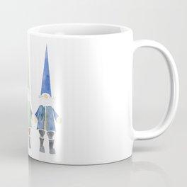 Three funny gnomes Coffee Mug