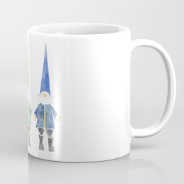 Three funny gnomes Coffee Mug