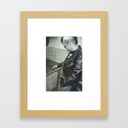 Jerez #01 Framed Art Print