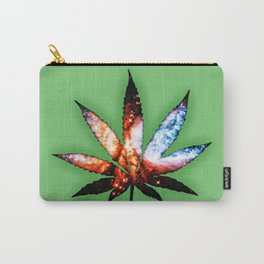 Marijuana Leaf - Design 1 Carry-All Pouch