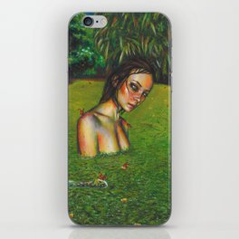 Cold-blooded iPhone Skin