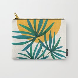 Little Palm + Sunshine Carry-All Pouch