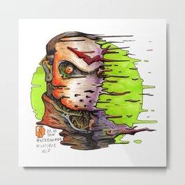 Nitroinktober_2014_07 Metal Print