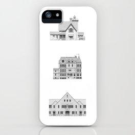Royal Moonrise Academy iPhone Case