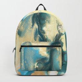 Golden Reef Backpack
