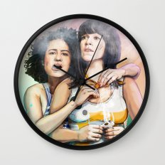 These Are The Broads You Are Looking For Wall Clock