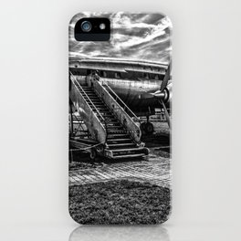 Lockheed L1049 G Super Constellation iPhone Case