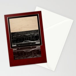 """1968 Dodge Charger R/T - """"Guy With Charger"""" Stationery Cards"""