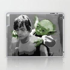 Luke Skywalker & Yoda Laptop & iPad Skin