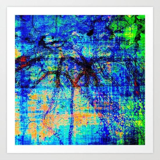 ETOILE Art Print