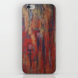 Natalia's street iPhone Skin