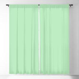 Soft Mint Blackout Curtain