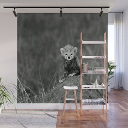 BABY - TIGER - NATURE - LANDSCAPE - ANIMALS Wall Mural