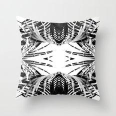Tropic Jungle Throw Pillow