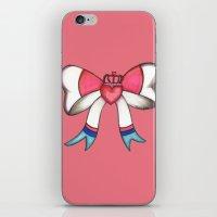 sylveon iPhone & iPod Skins featuring Sylveon Princess by Papa-Paparazzi