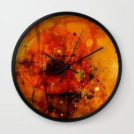 Italian intermezzo Wall Clock