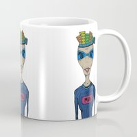 mad Mugs featuring MAD by BNK Design