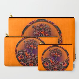Tree Of Designs Carry-All Pouch