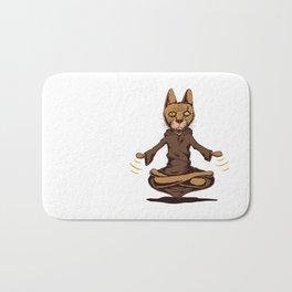 Jedi cat Bath Mat