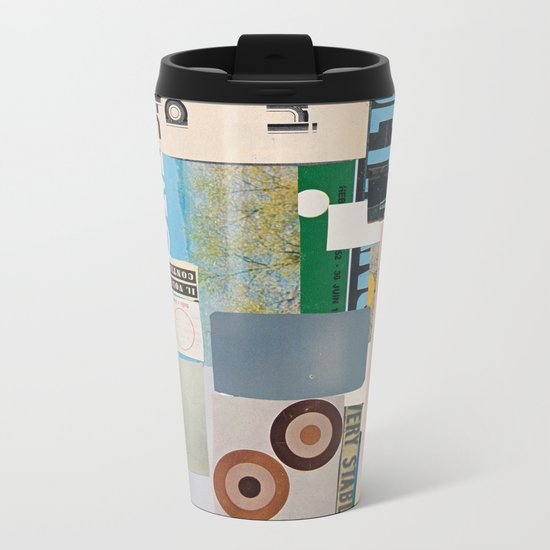 L 600 Metal Travel Mug