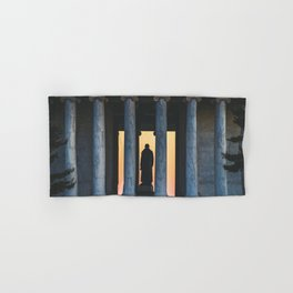Between the Columns Hand & Bath Towel