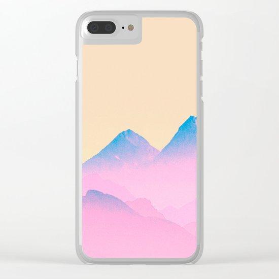 summer lovin Clear iPhone Case