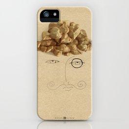 Coconut Cookies iPhone Case