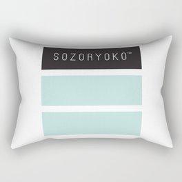 Sozoryoko Original Branding - Local Vancouver Brand Rectangular Pillow