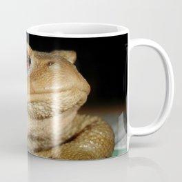 Common European Toad, Bufo Bufo Coffee Mug