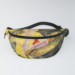 Van Gogh's shoes & Matisse lady Fanny Pack