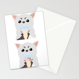 Gintama Stationery Cards