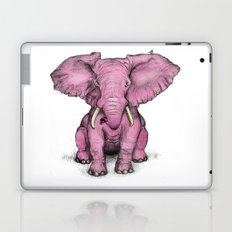 Pink Elephant and Roger Laptop & iPad Skin