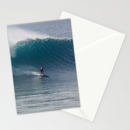 Surfing Rhode Island Stationery Cards