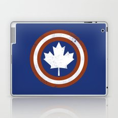 Captain Canada Laptop & iPad Skin