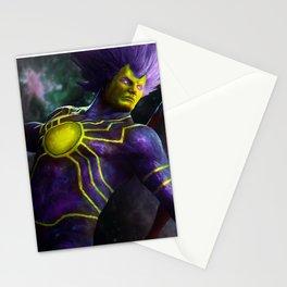 Master Enerflux & Master Kaon Stationery Cards