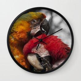 Just good friends Wall Clock