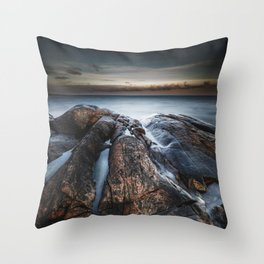 Creepers and crawlers Throw Pillow