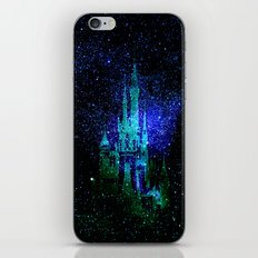 Dream castle. Fantasy Disney iPhone & iPod Skin
