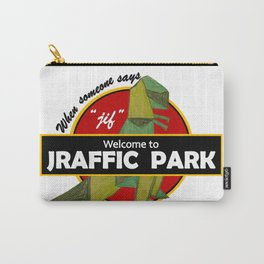 Jraffic Park Carry-All Pouch