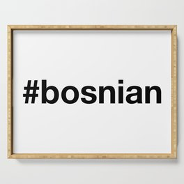 BOSNIA Serving Tray