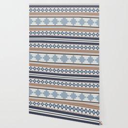 Aztec Print 01 Wallpaper
