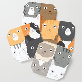 Herded Cats Coaster