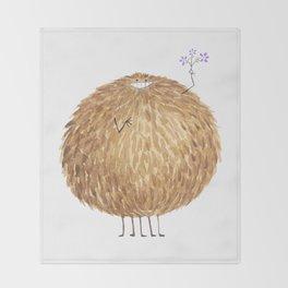 Poofy Bambatta Throw Blanket